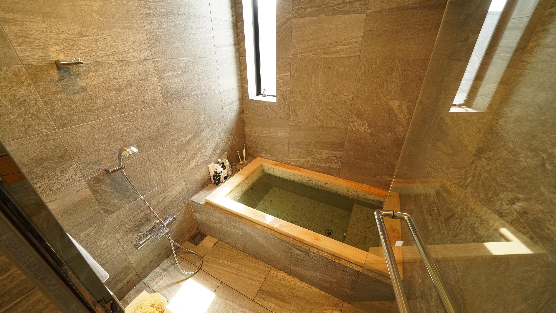 ひのき和風呂(2F-C)